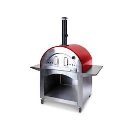 Alfresco Chef Milano Red Pizza Oven Thumbnail Image 1