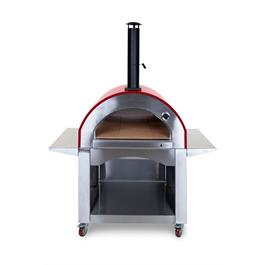Alfresco Chef Milano Red Pizza Oven Thumbnail Image 0