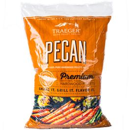 Traeger Pecan Wood Pellets (20lb) Bag thumbnail