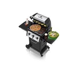 Broil King Monarch 320 Barbecue Thumbnail Image 5