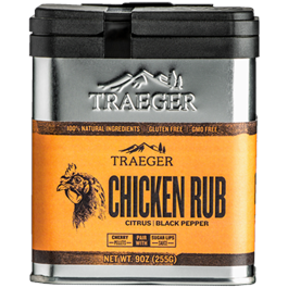 Traeger Chicken Rub (9oz) thumbnail