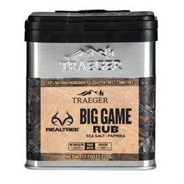 Traeger Real Tree Big Game Rub thumbnail