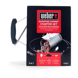 Weber Chimney Starter Kit Thumbnail Image 1