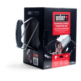 Weber Chimney Starter Kit Thumbnail Image 2