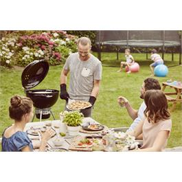 Weber Master-Touch GBS E-5770 Charcoal Grill Thumbnail Image 6