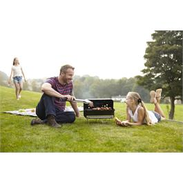 Weber Go-Anywhere Charcoal Black Barbecue Thumbnail Image 7