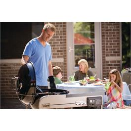 Weber Performer Deluxe GBS Charcoal Grill 57cm Thumbnail Image 5