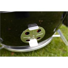 Weber Smokey Mountain Cooker Smoker 37cm  Thumbnail Image 9