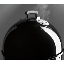 Weber Smokey Mountain Cooker Smoker 47cm  Thumbnail Image 2