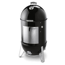 Weber Smokey Mountain Cooker Smoker 57cm  Thumbnail Image 0