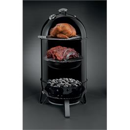 Weber Smokey Mountain Cooker Smoker 57cm  Thumbnail Image 7