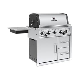 Broil King Imperial 590 Built-In With Cabinet (LPG) thumbnail