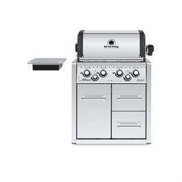 Broil King Imperial 490 Built-In With Cabinet (LPG) thumbnail