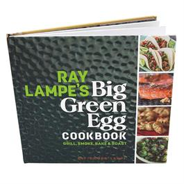 Ray Lampe's Big Green Egg Cookbook thumbnail