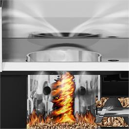 Broil King Regal 400 Pellet Grill Thumbnail Image 2