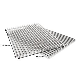 Grill Care Spirit 300 Series Stainless Steel Cooking Grids thumbnail