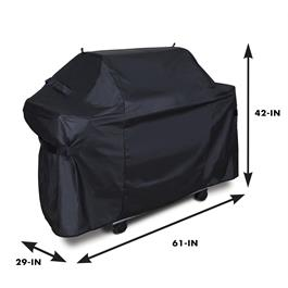 Grill Care Deluxe PVC Barbecue Cover thumbnail