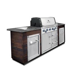 Broil King Imperial 590 Built-In With Cabinet (LPG) Thumbnail Image 1