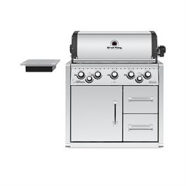 Broil King Imperial 590 Built-In With Cabinet (LPG) Thumbnail Image 2