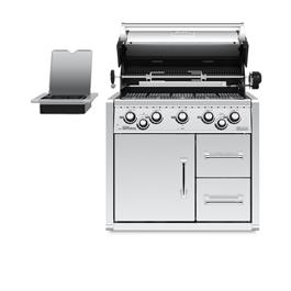 Broil King Imperial 590 Built-In With Cabinet (LPG) Thumbnail Image 3