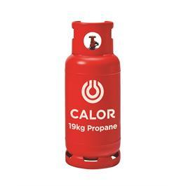 Calor Propane Gas 19KG Refill thumbnail