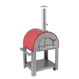 Alfresco Chef Verona Red Pizza Oven Thumbnail Image 0