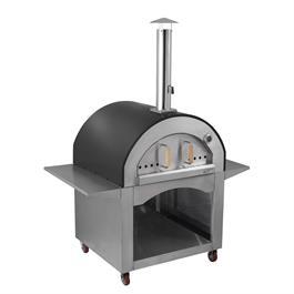 Alfresco Chef Milano Dark Copper Pizza Oven Thumbnail Image 2