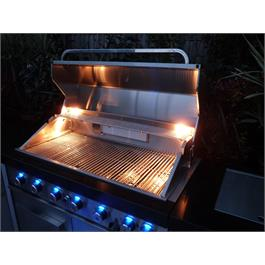 Mont Alpi 6 Burner Build-In Outdoor Kitchen  Thumbnail Image 4