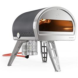 Gozney Roccbox Grey Pizza Oven thumbnail