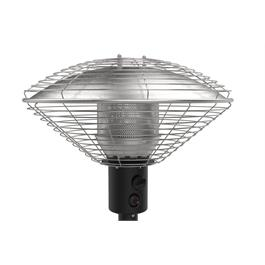 Sahara 4kW Stainless Steel Table Top Patio Heater Thumbnail Image 1