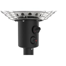 Sahara 4kW Stainless Steel Table Top Patio Heater Thumbnail Image 2