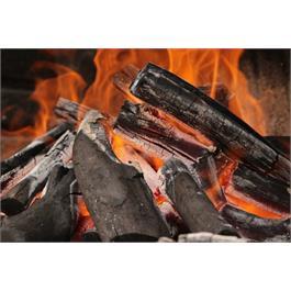 Big K Flame 15kg Boxed Restaurant Charcoal Thumbnail Image 2