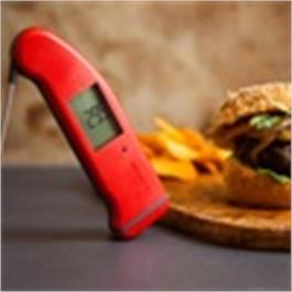 Thermapen Pro Red Probe Thermometer Thumbnail Image 1