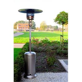 Sunred Stainless Steel 14kW Patio Heater Thumbnail Image 2
