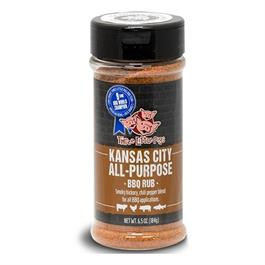 Three Little Pigs Kansas City All-Purpose BBQ Rub thumbnail