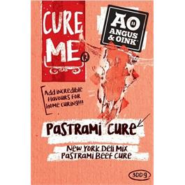 Angus & Oink Pastrami Cure 300g thumbnail