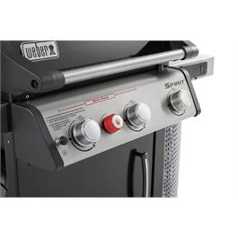 Weber Spirit EPX-325S GBS  Black Gas Barbecue Thumbnail Image 3