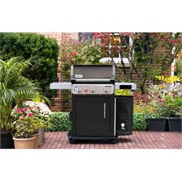 Weber Spirit EPX-325S GBS  Black Gas Barbecue Thumbnail Image 4