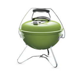 Weber Premium Smokey Joe Spring Green 37cm Charcoal Barbecue thumbnail