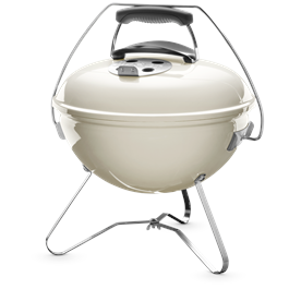 Weber Smokey Joe Premium Ivory 37cm Charcoal Barbecue thumbnail