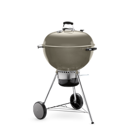 Weber Master-Touch Smoke Grey E-5750 Charcoal Grill  Thumbnail Image 1