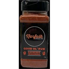 Norfolk Smoke Pit Good Ol' Rub 310g thumbnail