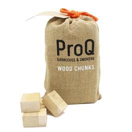 Pro Q Hickory Smoking Wood Chunks (1kg) thumbnail