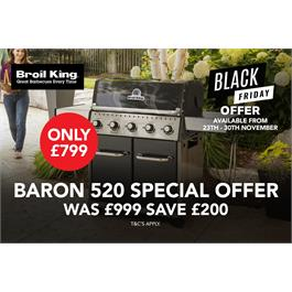 Broil King Baron 520 Barbecue thumbnail