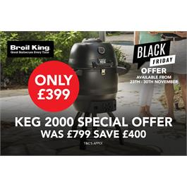 Broil King Keg 2000 thumbnail