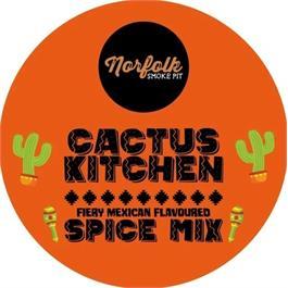 Norfolk Smoke Pit - Cactus Kitchen 75g Tin thumbnail