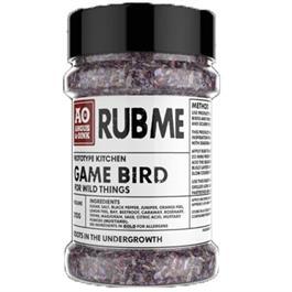 Angus & Oink Game Bird Rub 210g thumbnail