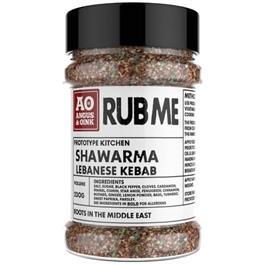 Angus & Oink Shawarma Rub 220g thumbnail