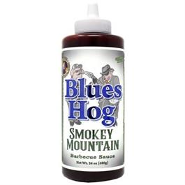 Blues Hog Smokey Mountain Sauce Squeezy  thumbnail