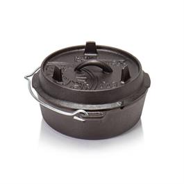 Petromax Dutch Oven ft3-t (1.6Litre) thumbnail